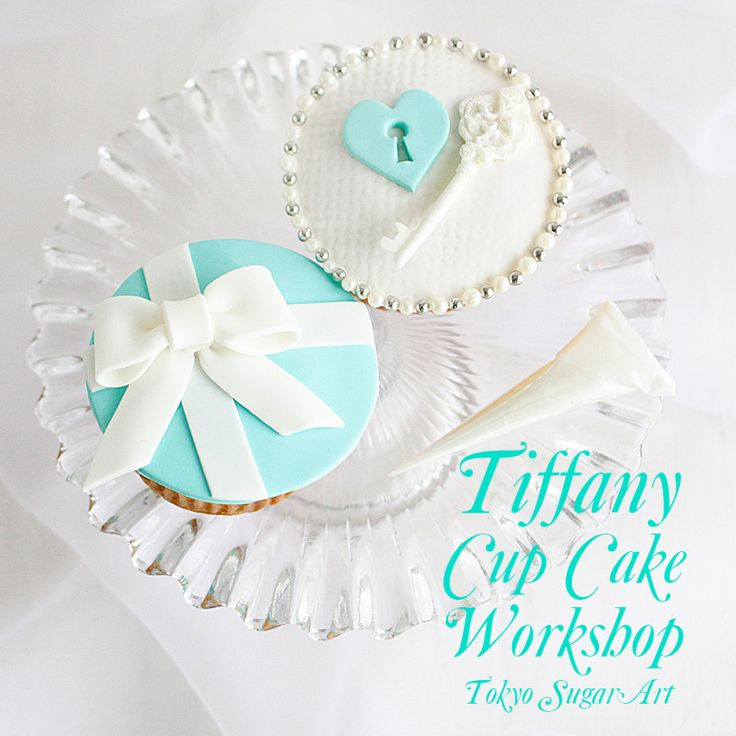 Tiffany Cup Cake