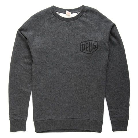 The Camperdown Address crew sweater is a part of the Deus Classics  collection. Standard Fit Raglan Crew Features:- Deus Camperdown Address  Print on Back- ...