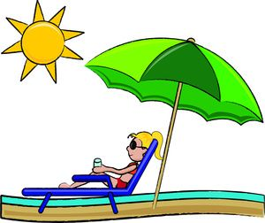 Summer vacation clipart free clipart images 4