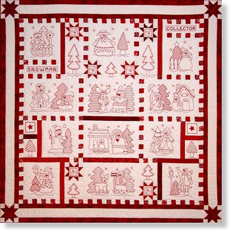 70 best Crabapple Hill Embroidery images on Pinterest | Blackwork ... : quilt embroidery patterns - Adamdwight.com
