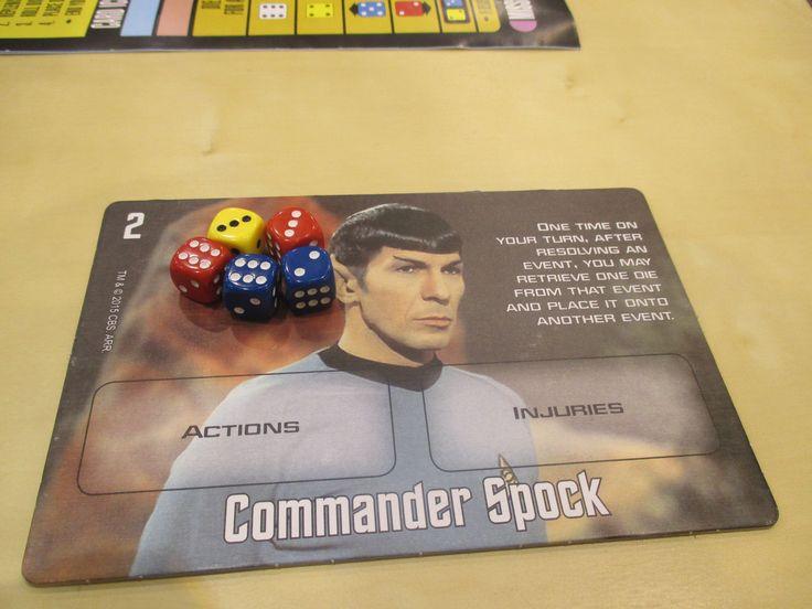 Science Office Spock!