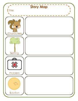 Scaredy Squirrel Literacy Pack