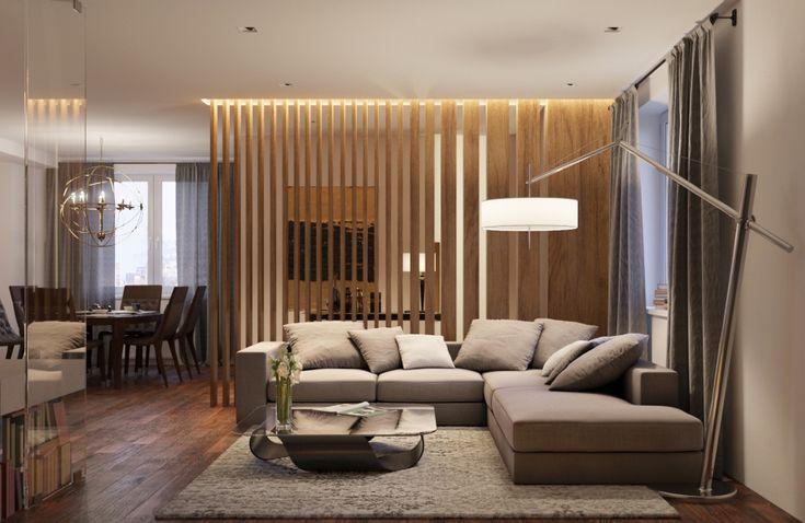Contemporary living room - Галерея 3ddd.ru