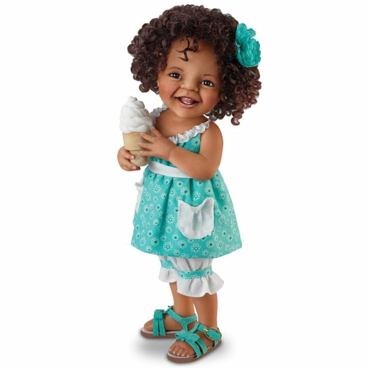 Jane Bradbury Lifelike Poseable Doll