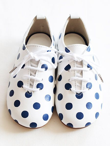 BABY & KIDS & MOMMY Kiiroiki import clothes childrens clothing - SAYANG cotter dot shoes
