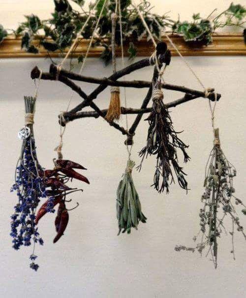 Wiccan Wedding Altar: ドリームキャッチャー, 魔女, 魔女の部屋