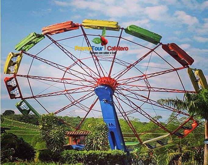 Tus pasaportes los adquieres con descuentos  para disfrutar de toda la Adrenalina, diversión,  y  mucho mas del #parquedelcafe. a traves de #PromotourCafetero, 3218020524 - 3162218052 promotourcafetero@yahoo.es