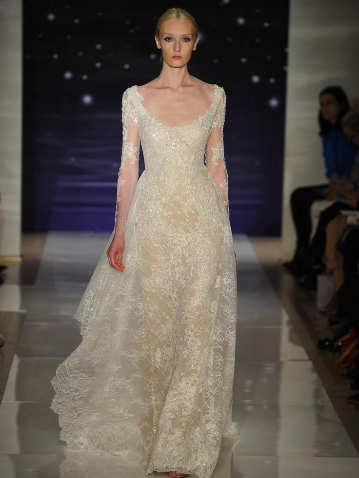 Reem Acra Spring 2016 Wedding Dresses – Spring 2016 Bridal Collection