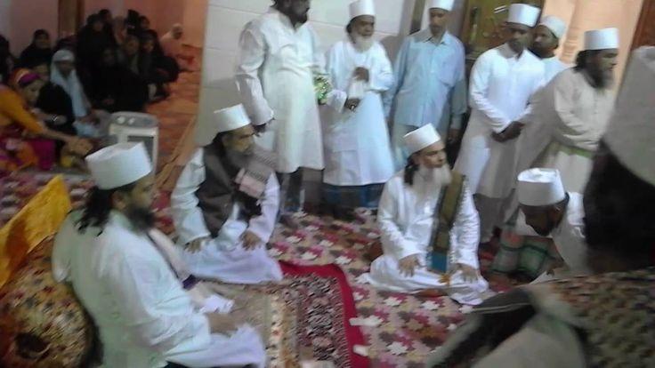 Huzoor Badrul Aulia Hazrat Khwaja Sufi Javed Hussain Shah Liyaqati Azizi...