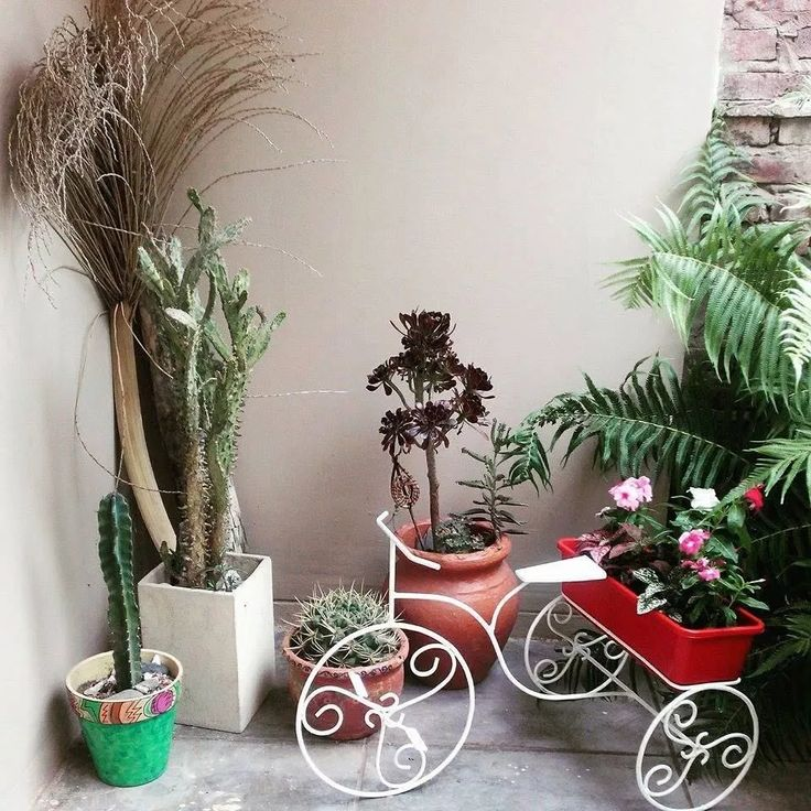 M s de 1000 ideas sobre porta macetas en pinterest porta for Antorchas para jardin caseras