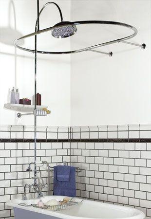 convert clawfoot tub to shower. Claw Tub Shower 40 best Clawfoot tub shower images on Pinterest  Bathroom