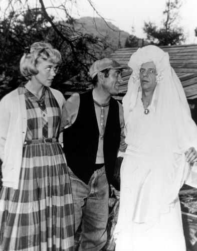 Behind The Scenes Of Andy Griffith Show Episode Mountain Wedding