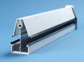 Standard Self Supporting Intermediate Glazing Bar http://www.twplastics.co.uk/Categories/52/plastic-roofing