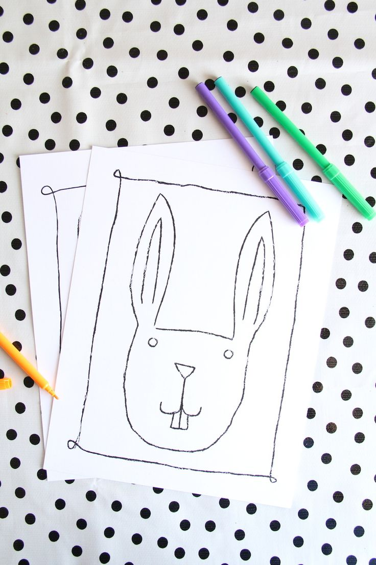 Lente en pasen motorcycle review and galleries - Printable Kids Coloring Pages For Easter