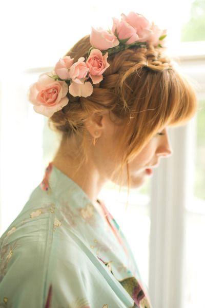 #wreaths Photography by lizmaryann.com  Read more - http://www.stylemepretty.com/2013/09/26/keswick-virginia-wedding-from-liz-maryann-photography/
