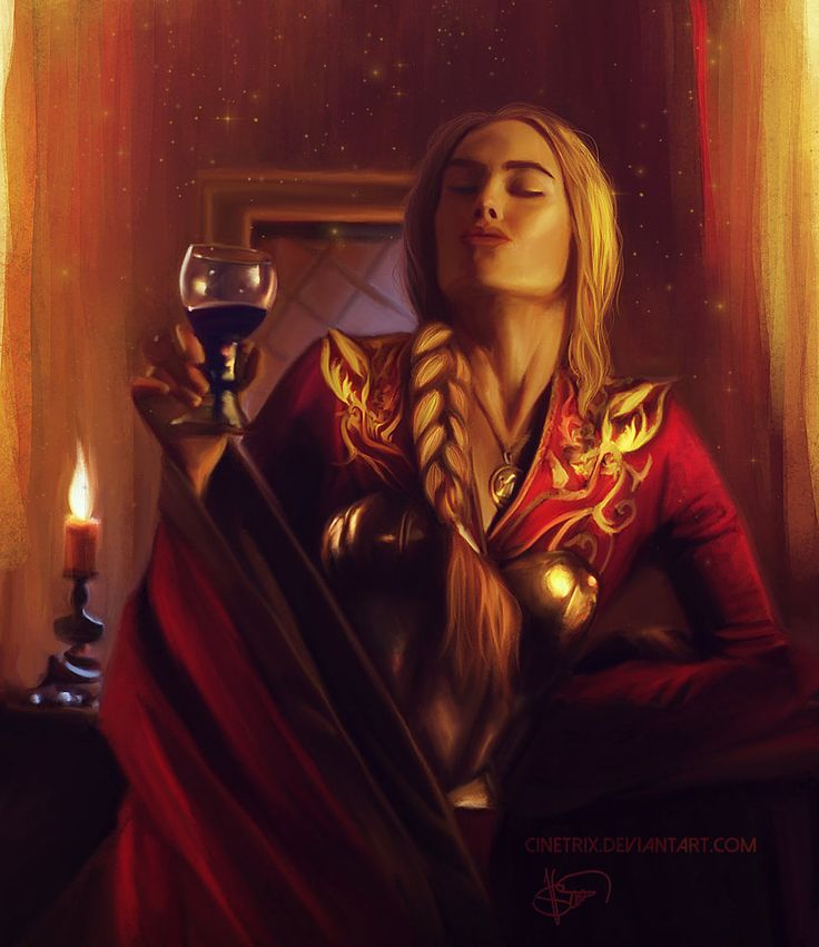Cersei Lannister - Bitch, I'm fabulous by cinetrix