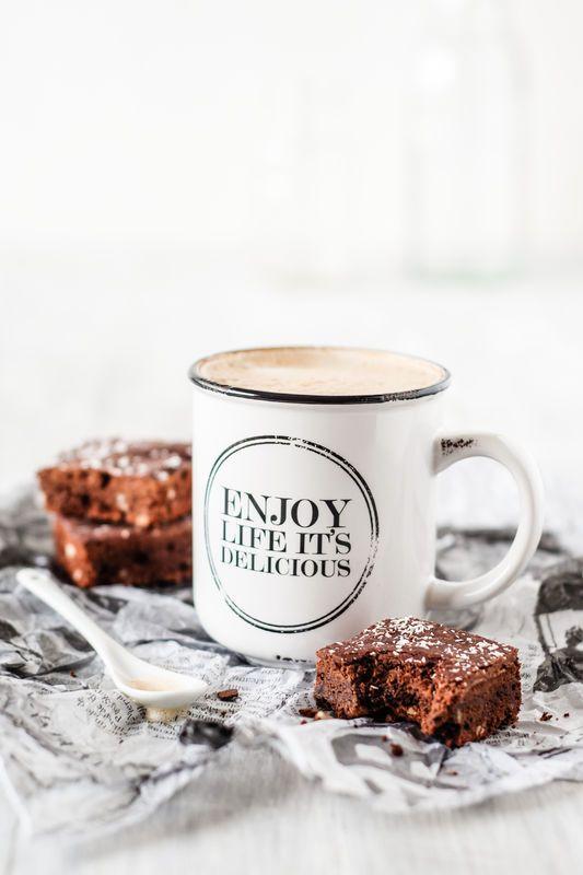 Sweet potato brownie