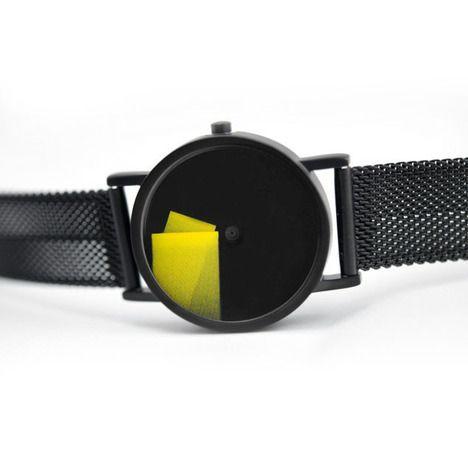 Dèjà vu watch design denis guidone