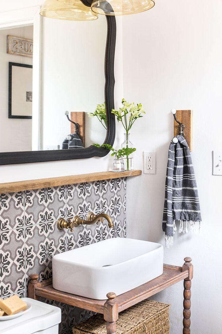 Cottage bathroom floors - Cottage Bathroom Floors