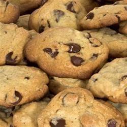 Niet-te-mislukken chocolate chip cookies