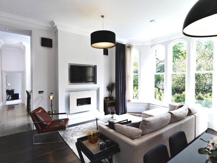 223 best Interiors images on Pinterest | Living room, Living room ...