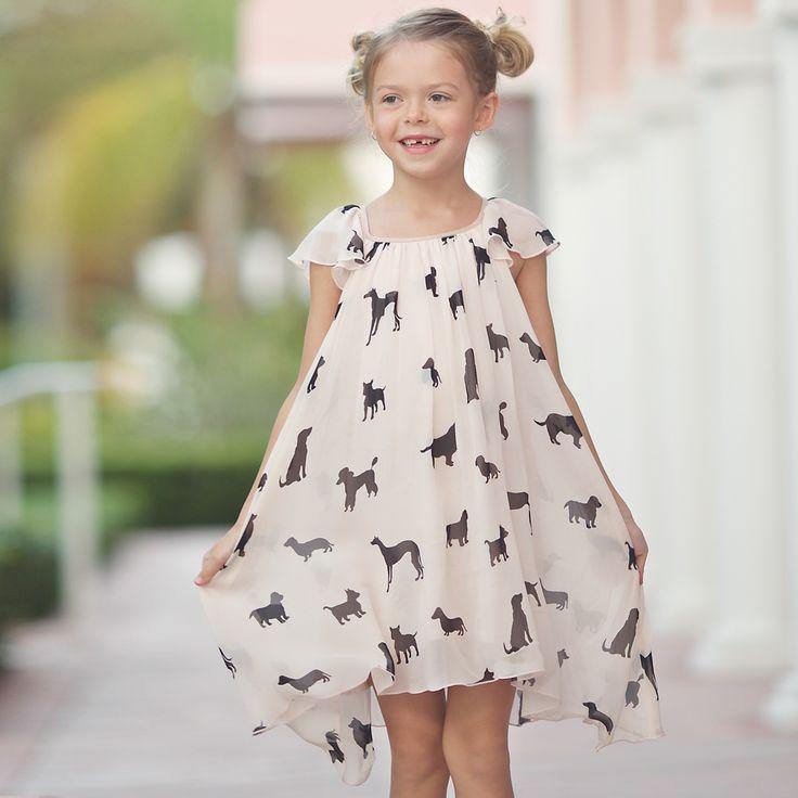 A Girl's Best Pal Dress