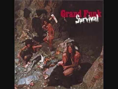 GRAND FUNK RAILROAD ~ I'm Your Captain/Closer To Home