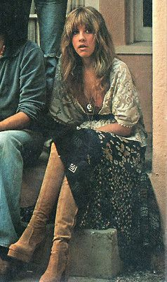 Stevie Nicks. love her!!!!!!!!!!