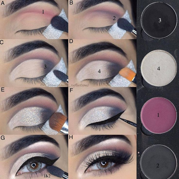 """724 Likes, 1 Comments - Makeup Tutorial Videos (@makeuptutorialsx0x) on Instagram: """"Loving this pictorial  by @glamorous_reflections -  stepbystep pictorial of my latest look. I've…"""""""