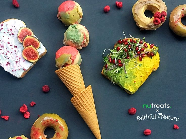 How to Embrace the Unicorn Food Trend in a Healthy Way #unicorn #healthyrecipe