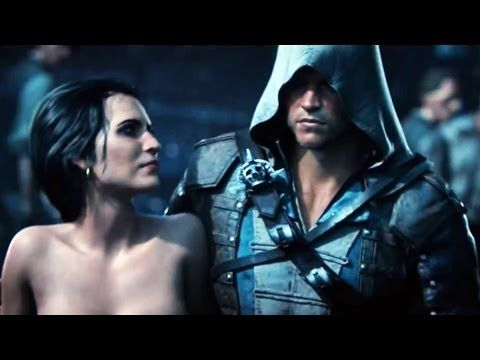 You want to know this Assassin's story. Assassin's Creed 4 Black Flag Official Trailer (HD)