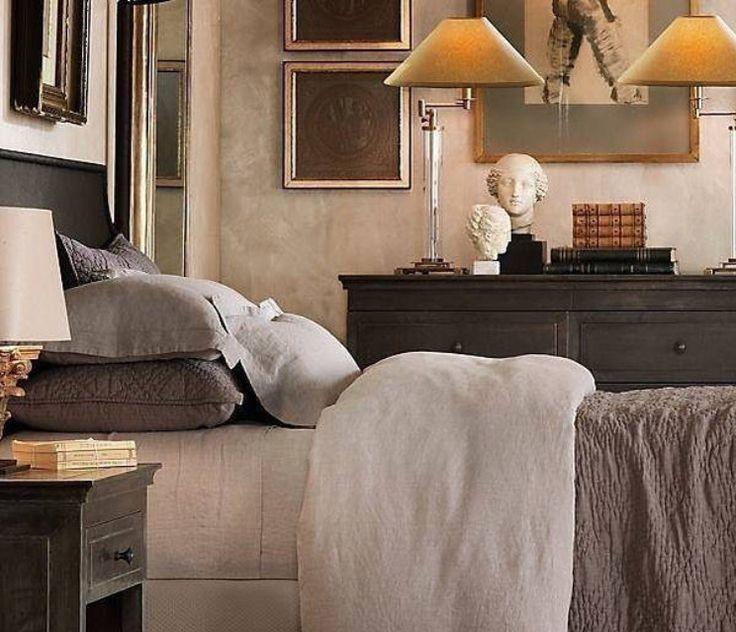 Bedroom Night Stands Black Emo Bedroom Bedroom Art Tumblr Colour Design For Bedroom: 66 Best Bedrooms - French Style Images On Pinterest