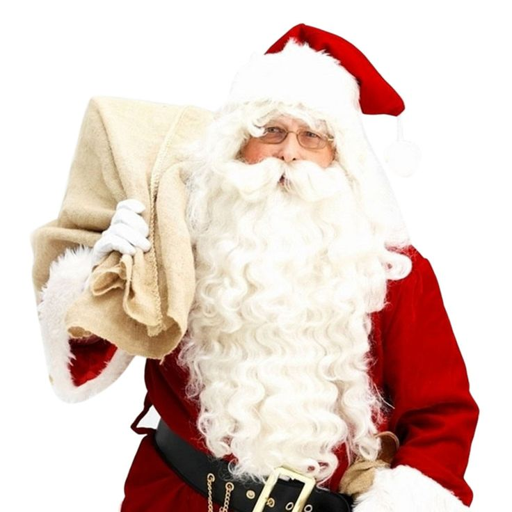 Taotown New Arrival Christmas Adult Christmas Fancy Dress Santa Claus Beard + Wig Set Costume Accessory christmas accessories #clothing,#shoes,#jewelry,#women,#men,#hats,#watches,#belts,#fashion,#style