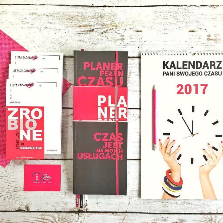 """Ze względu na topniejącą ilośc planerów w magazynie mamy bardzo ograniczoną ilość wersji premium kursu """"Zrób to dziś"""" którego sprzedaż ruszyła dzisiaj. Szczegóły na stronie zrobtodzis.pl #psc #paniswojegoczasu #planerpsc #kalendarzpsc #notespsc #todo #poniedzialek #planer #planner #plannergirl #planneraddict #plannerlove #calendar #motywacja #zrobtodzis"""
