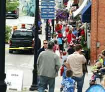 Downtown Thornbury, Ontario, Canada, Town of Thornbury