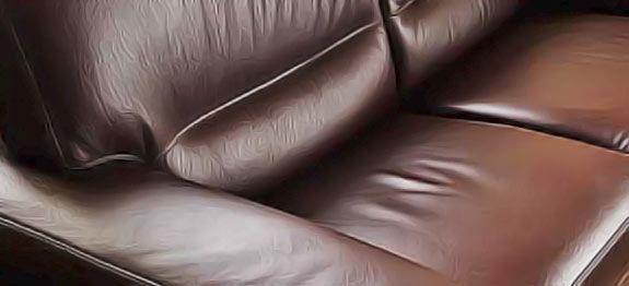Cuir craquelé, cuir qui déteint, cuir blanc, cuir moisi, cuir vernis, cuir mouillé, comment entériner et faire briller ? Comment retrouver l'éclat du cuir ?