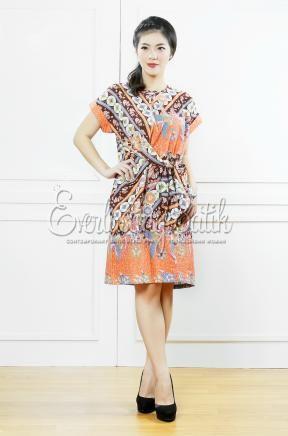 CA.21012 Apsekar Batik Dress Catalog