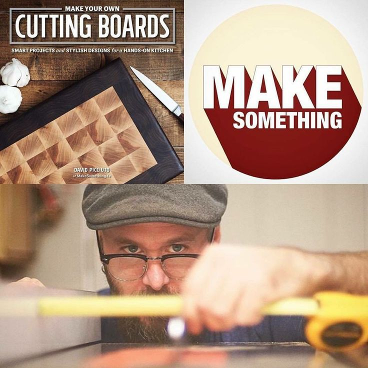 June 3rd at Kencraft in Toledo--Meet David Piccutio (formerly the Drunken Woodworker) and star of you tube's channel Make Something.TV