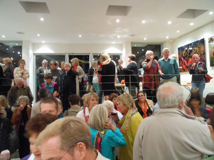 Jane Bedford- Opening night at Artisan had a  exciting buzz of people enjoying the stunning work by Jane. Artisan gallery: info@artisan.co.za