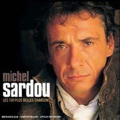 Michel Sardou, one of the great French singers