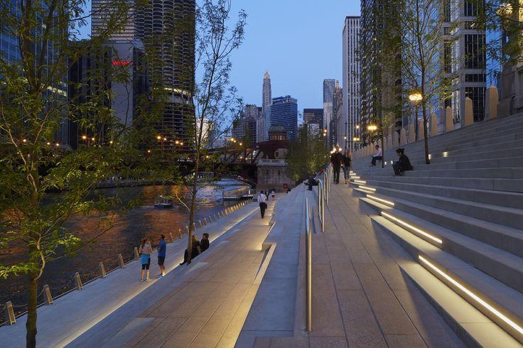 Gallery - Chicago Riverwalk / Chicago Department of Transportation - 21