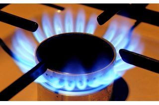 how to clean gas oven burner