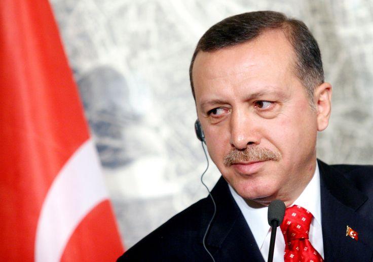 Das Vermögen und Einkommen von Erdogan