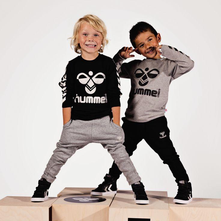 Hummel, Hummel kids, kinderkleding. Basic en fashionable!