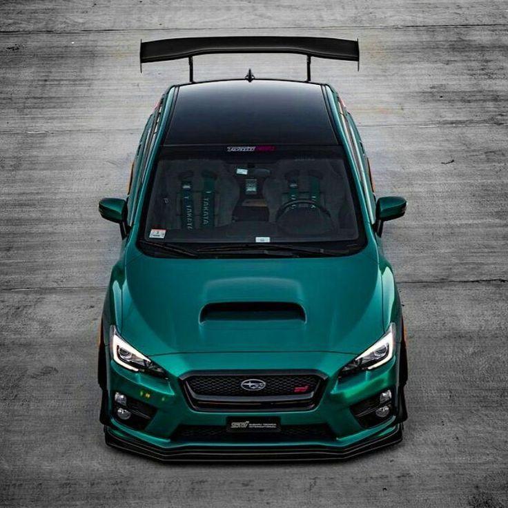 Subaru STI www.asautoparts.com