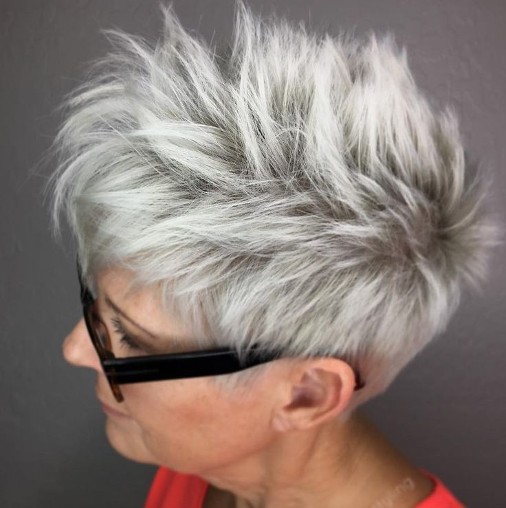 Cool 85 Short Haircuts For Older Women Reversing Old Age
