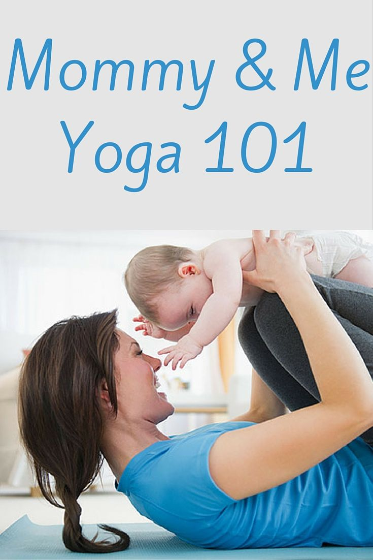 An easy way to ease back into exercise, mommy-and-baby yoga can be a safe, fun and healthy practice for both of you as long as you take a few precautions. #exercisewithbaby #mommyyoga #postpartumyoga #whattoexpect | whattoexpect.com