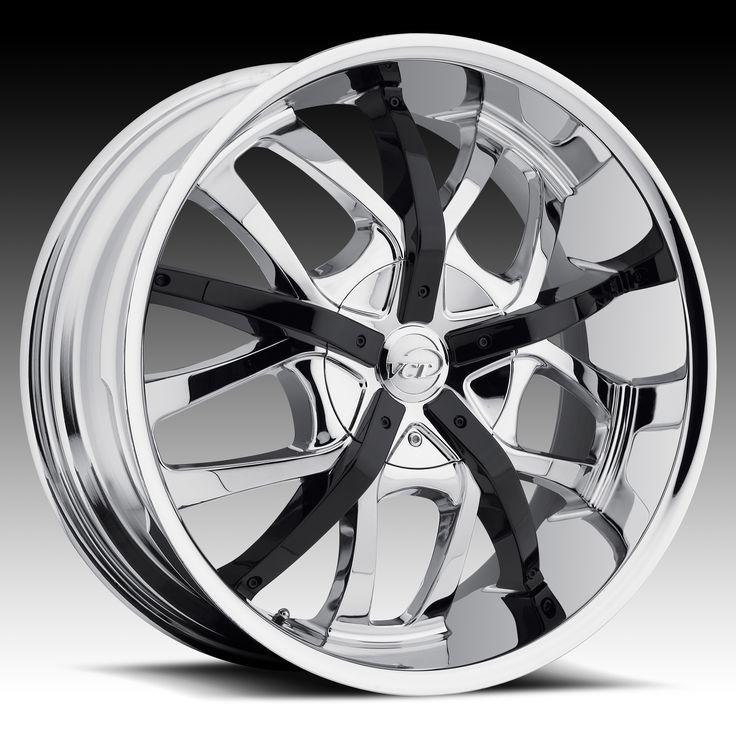 VCT Romano Wheels
