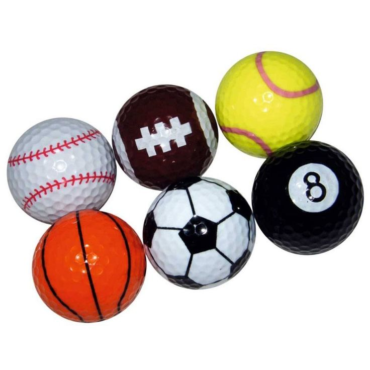 Longridge Sports Golf Balls-Sports and Hobbies-Golfing Gifts | Menkind