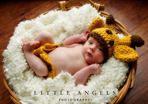 Crochet Hat Pattern Baby Giraffe Beanie Hat : 17 Best images about Crochet Giraffe Hat Pattern on ...